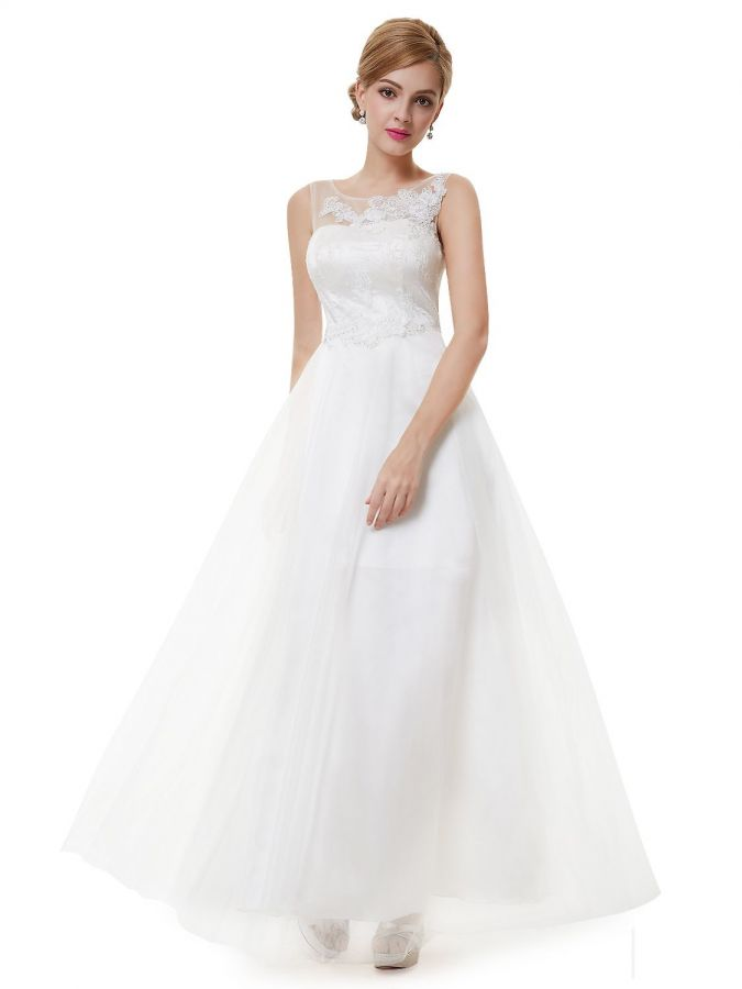 1098a0a3400 společenské šaty » skladem » bílá · svatební šaty » skladem » M-L · svatební  šaty » skladem » do 3000Kč